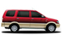 Chevrolet Tavera Front Angle View