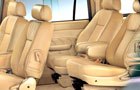 Chevrolet Tavera Rear Seats Pictures