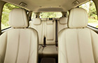 Chevrolet Trailblazer Front Seats Picture