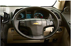 Chevrolet Trailblazer Steering Wheel Picture