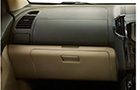 Chevrolet Trailblazer Dashboard Cabin Picture