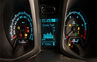Chevrolet Trailblazer Tachometer Picture
