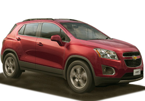 Chevrolet Trax Front Side View Exterior Picture