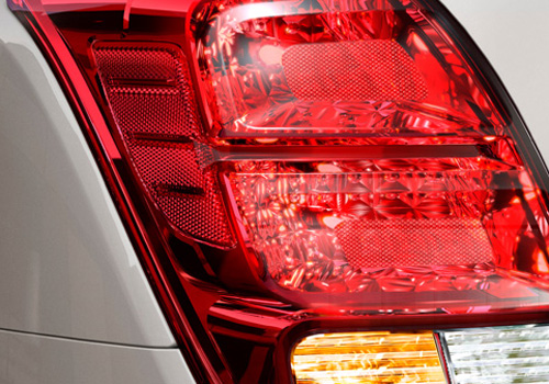 Chevrolet Trax Tail Light Exterior Picture