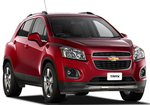 Chevrolet Trax Front Low Angle View Exterior Picture