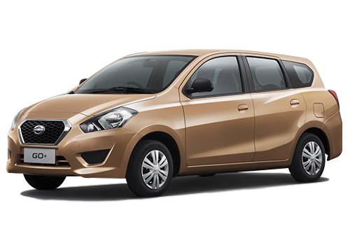 Datsun Go+ Side View  Picture