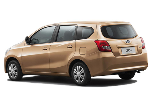 Datsun GO+ Cross Side View Exterior Picture
