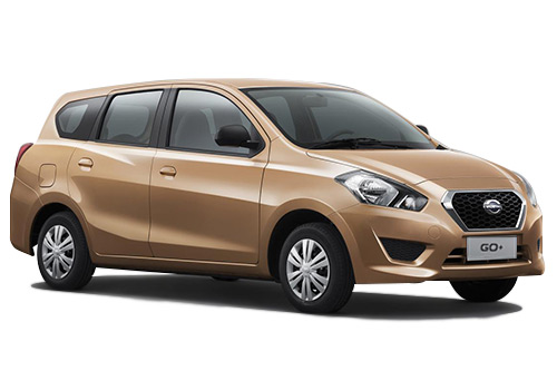 Datsun Go Plus Cross Side View Picture