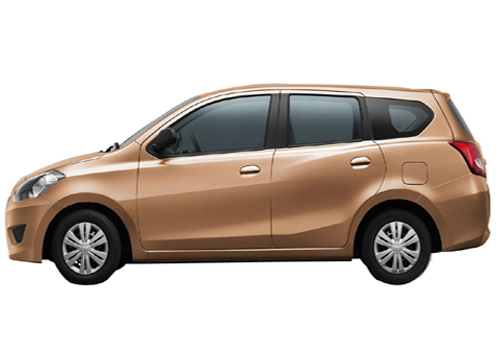 Datsun GO+ Front Angle Side View Exterior Picture