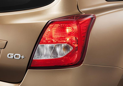 Datsun GO+ Tail Light Exterior Picture