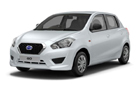 Datsun GO White Color