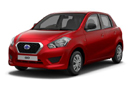 Datsun GO Ruby Color