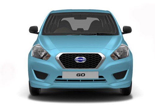 Datsun Go Front View Picture