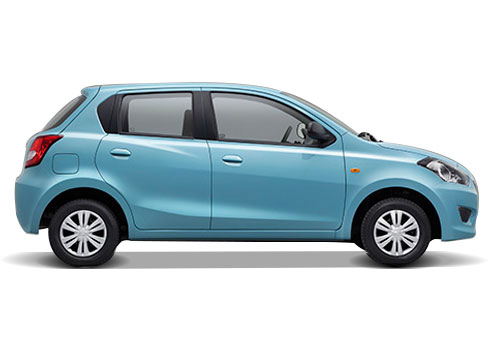 Datsun GO Cross Side View Exterior Picture