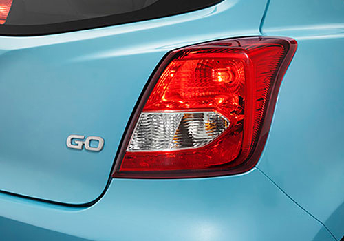 Datsun GO Tail Light Exterior Picture
