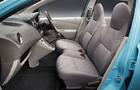 Datsun GO Front Seats Picture
