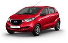 Datsun RediGo Ruby Color