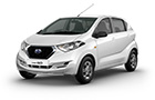 Datsun Redi-Go White Color