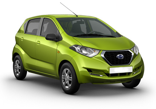 Datsun RediGo Front Side View Exterior Picture