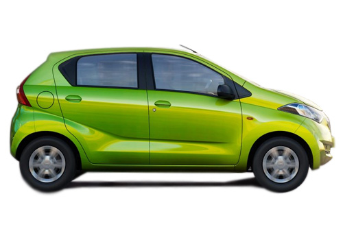Datsun RediGo Side Medium View Exterior Picture