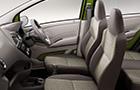 Datsun RediGo Front Seats Picture