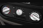 Datsun RediGo Front AC Controls Picture