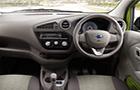 Datsun RediGo Central Control Picture