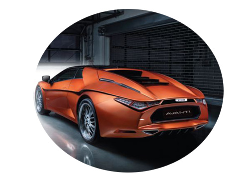 DC Avanti Cross Side View Exterior Picture
