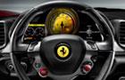 Ferrari 458 Italia Tachometer Picture