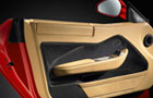 Ferrari 599 GTB Fiorano Inside Driver Side Door Open Picture