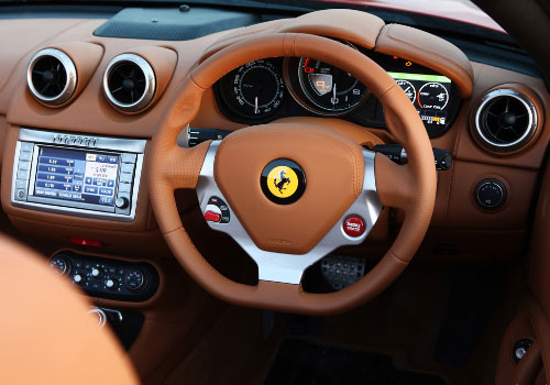 Ferrari California Pictures | Ferrari California Photos and Images ...