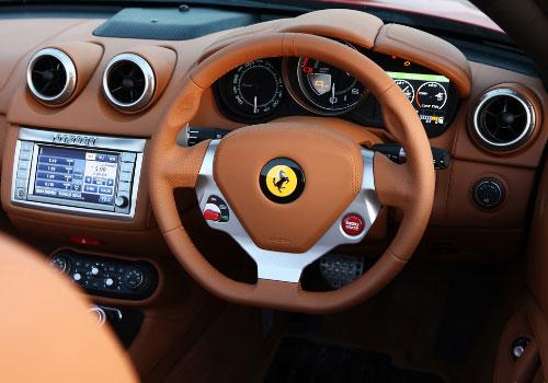 Ferrari California Dashboard Interior Picture Carkhabri Com
