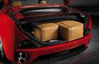 Ferrari California Boot Open Picture