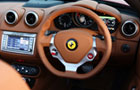 Ferrari California Dashboard Picture