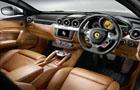 Ferrari FF Dashboard Picture