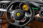 Ferrari FF Steering Wheel Picture