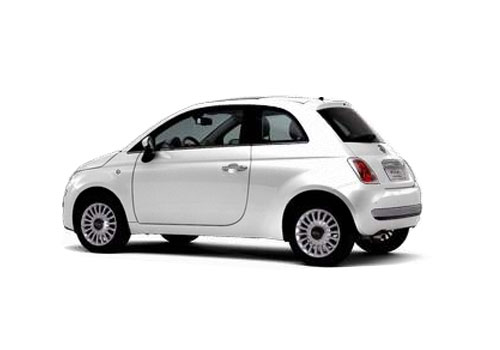 Fiat 500 Cross Side View Exterior Picture