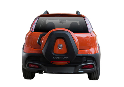 Fiat Avventura Rear Picture