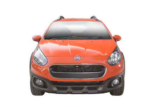 Fiat Avventura Front View Picture