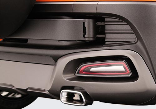 Fiat Avventura Tail Light Exterior Picture