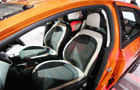 Fiat Avventura Front Seats Picture