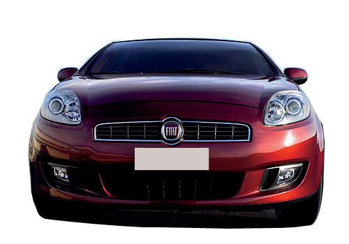 Fiat Bravo Front View Exterior Picture