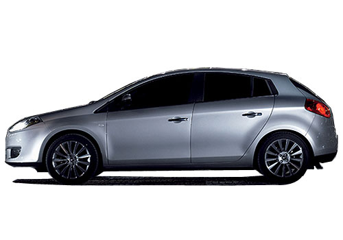 Fiat Bravo Front Angle Side View Exterior Picture