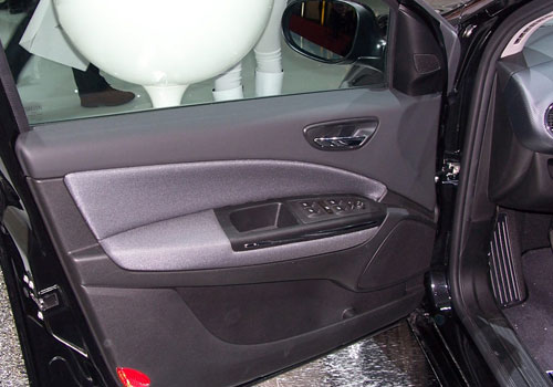 Fiat Bravo Inside Driver Side Door Open Interior Picture