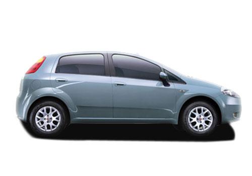 Fiat Grande Punto Pictures