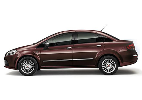 Fiat Linea Driver side view