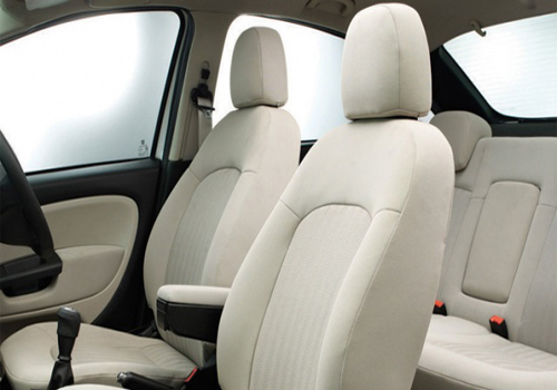 Fiat Linea Front Seats Interior Picture