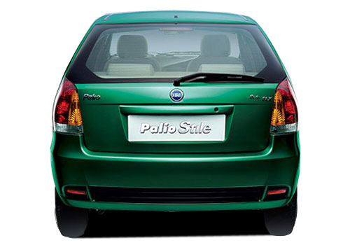 Fiat Palio Stile Rear View Exterior Picture