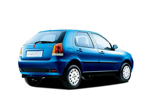 Fiat Palio Stile Cross Side View Exterior Picture