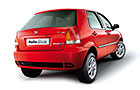 Fiat Palio Stile Rear Angle View Picture